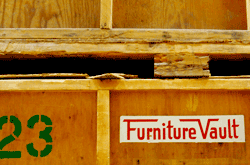 Furniture Vaults Make Shipment Forwarding Safer